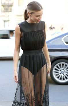 Miranda Kerr... That DRESS!!!!