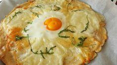 Pizza Mozzarella Saudável