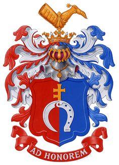 Геральдика сегодня || КРЕЧМЕРЫ-ОРЛОВЫ (герб Прус III)