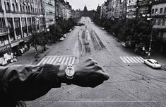 Invasion of Prague by Josef Koudelka