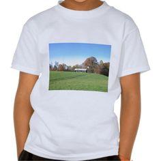 Autumn Barn Tee Shirts!  #West #Virginia #Scenic #Photography #Kids #Child #Shirt #T-Shirt #Zazzle #Store #Appalachian #Nature #Customize #Gift #Present #hillbilly http://www.zazzle.com/dww25921*