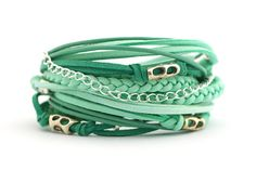 Color of the 2017 GREENERY Mint Emerald Boho Wrap by cardioceras