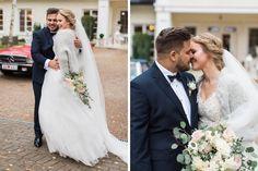 Justyna & Arek reportaż ślubny, Fotografia: Anna Dedo