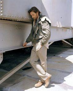 Hugh Jackman by Lorenzo Agius, 2003