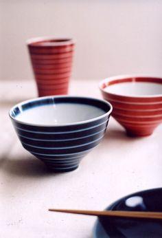 Arita porcelain  有田焼 飯碗