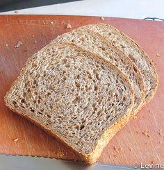 Uit de keuken van Levine: Volkorenbrood