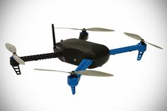 3DR Iris Quadcopter UAV - is it a UAV or a radio control quadcopter?
