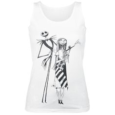 Jack & Sally - Pyjama by The Nightmare Before Christmas