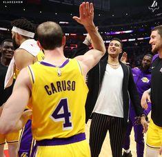 Kyle Kuzma, Golf Stores, Anthony Davis, Magic Johnson, Sports Basketball, Black Mamba, Nba Players, Los Angeles Lakers, Kobe