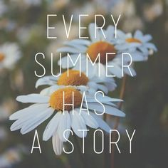 Summer quote!