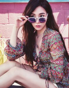 20+ Sexiest Outfits Of Girls' Generation Tiffany