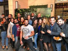 Restos St. Nicolas opening bash with the coolest in town #beirut #lebanon #achrafieh #ashrafieh #restosstnicolas #opening #event