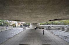 Museo Brasileño de Escultura, MUBE, São Paulo. Foto: Julian Weyer (weyerdk).
