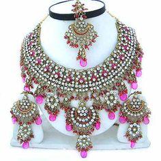 Diamond Bridal Jewelry Set NP-42