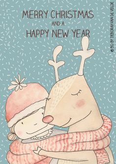 I wish with all my heart a Merry Christmas and a full of love 2017 to all my friends and followers!