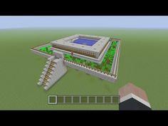 Minecraft - Iron Farm - YouTube