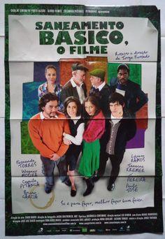 Saneamento básico, o filme #comédia