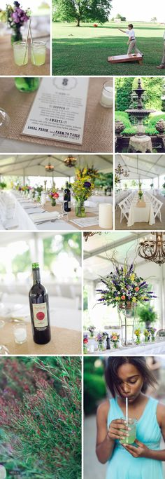 www.ardenprucha.com krysti+sam wedding || southern farm-to-table wedding reception