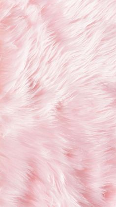Fluffy fur pink iPhone wallpaper