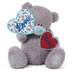 Treat your loved one to this cute Me to You Tatty Teddy bear