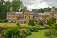 Stately Homes of England