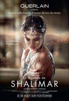 Poster for La Légende de Shalimar