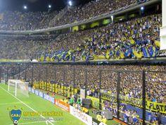 Copa Libertadores - Fecha 3 - La Bombonera - La 12