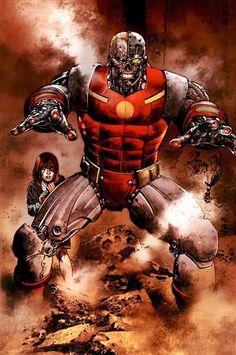 deathlok | Marvel Snapshot: Character Spotlight: Deathlok | ComicAttack