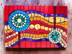 Resultado de imagen para imagenes de mosaiquismo Mosaic Vase, Mosaic Flower Pots, Mirror Mosaic, Mosaic Diy, Mosaic Crafts, Mosaic Projects, Mosaic Tiles, Broken Glass Art, Mosaic Pictures