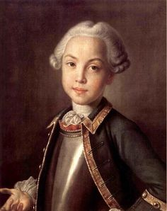 Ivan Argunov (1727 – 1802) – Pintor Russo_12