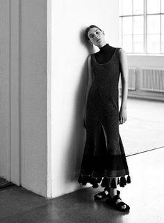 Vera Van Erp by Hasse Nielsen For Vogue Spain July 2016 (2)