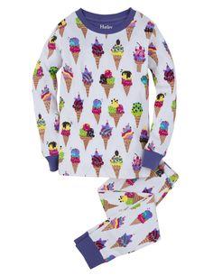 Pyjama Ice Cream