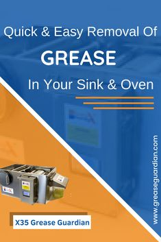 The waste water of your kitchen containing solids and fats, oils & grease (FOG) can lead to pipeline blockages, which further produces rotten smell. To set your sink & oven free from grease, install Grease Guardian now! Cleaning Agent, Under Sink, Grease, Oven, How To Remove, The Unit, Water, Kitchen, Food