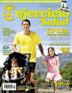 Revista Ejercicio y Salud Spanish Magazine - Buy, Subscribe, Download and Read Revista Ejercicio y Salud on your iPad, iPhone, iPod Touch, Android and on the web only through Magzter