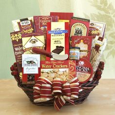 Gift Basket To Share