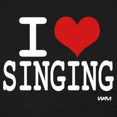 i love singing - Google zoeken