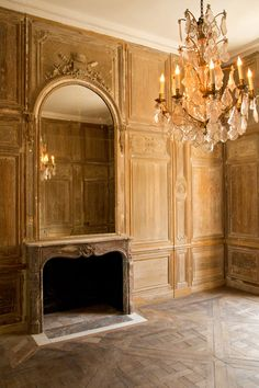 No-one Dances Anymore | Empty Room In The Palace Of Versailles | Paris | France | Photo By David Grant