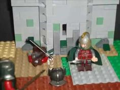 Using LEGO to teach the Middle Ages - Medievalists.net