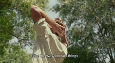film, oliver y call me by your name imagen en We Heart It Film Aesthetic, Summer Aesthetic, Quote Aesthetic, Aesthetic Outfit, Aesthetic Girl, Sufjan Stevens, Movies And Series, Movies And Tv Shows, Tv Series