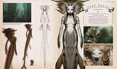 Original Harry Potter Creature Concept Art Will Give You Chills