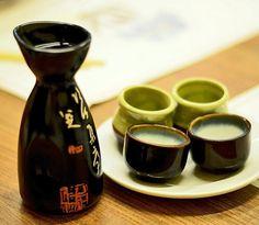 Disfruta de nuestra bodega de sakes en #Hanakura
