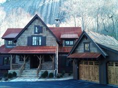Exterior Poplar Bark Design | BarkClad