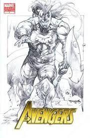 Ares God of War by *sjsegovia on deviantART - Comic Art Work By Stephen Jorge Segovia ( sjsegovia ) - Marvel Dc Comics, Marvel Heroes, Anime Comics, Marvel Art, Comic Book Artists, Comic Artist, Comic Books Art, Marvel Comic Character, Character Art