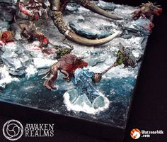 Chaos War Mammoth