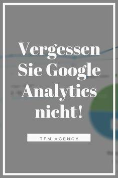 Google Analytics ist für die meisten Unternehmen eines der wichtigsten Geschäfts-Tools erhältlich am Markt! Daher vergessen Sie nicht, es auf Ihrer Webseite zu integrieren und regelmäßig auszuwerten. Sie müssen sich auch keine Sorgen machen das Google Analytics nicht der DSGVO entspricht. Später werden wir Ihnen noch genau beschreiben, was zu beachten ist und wie man Google Analytics datenschutzkonform nutzt. Content Management System, Google Analytics, Coding, Achieving Goals, Left Out, Website, Business, Programming