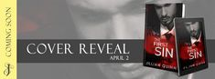 Abibliophobia Anonymous                 Book Reviews: **COVER REVEAL With Giveaway**  The First Sin by J...