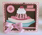 Cake Card Sample
