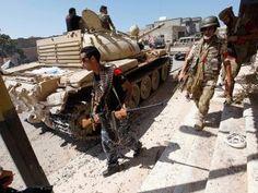 VIDEO: Equipo periodístico esquiva esquiva un ataque suicida del Estado Islámico en Libia
