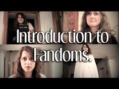 """Introduction to Fandoms. The """"BENEDICT CUMBERBATCH! BENEDICT CUMBERBATCH! BENEDIIIICT CUMBERBAAAAATCH!!!!"""" part was almost painfully accurate"""
