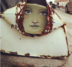 23 Example of Crazy Street art by My Dog Sighs